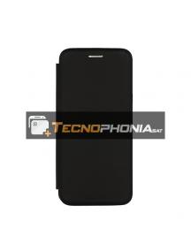 Funda libro Vennus Soft Huawei P20 Lite negra