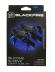 Pack de dos fundas de silicona Blackfire para Mando PS4