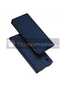 Funda libro Dux Ducis Xiaomi Redmi Note 7 azul