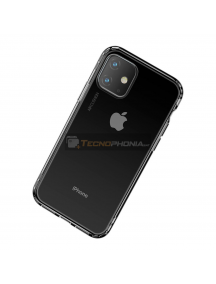 Funda TPU Baseus Safety Airbags iPhone 11 transparente ARAPIPH61S-SF02