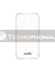 Funda TPU Kisswill Shock Xiaomi Redmi Note 8 Pro transparente