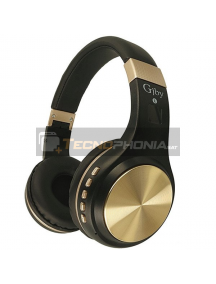 Manos libres Bluetooth GJBY CA-010 negro