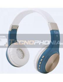 Manos libres Bluetooth GJBY CA-010 azul