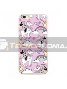 Funda TPU Disney Minnie 037 Samsung Galaxy A40 A405 rosa