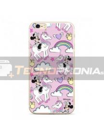 Funda TPU Disney Minnie 037 Samsung Galaxy A50 A505 - A30s A307 rosa