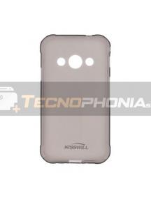 Funda TPU Kisswill Xiaomi Redmi Note 8 negra