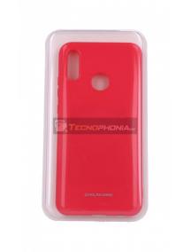 Funda TPU Molan Cano Xiaomi Redmi Note 8 rosa fucsia