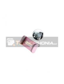 Base de sujeción unirversal para coche rejilla aire acondicionado rosa