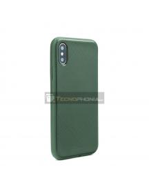 Funda TPU Goospery Lux Samsung Galaxy A50 A505 verde