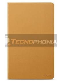"Funda libro Huawei Mediapad T3 7"" marrón original"