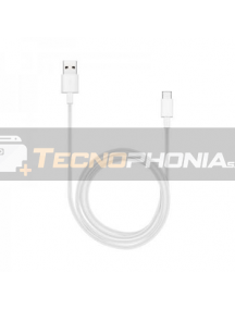 Cable Huawei HL1289 USB 3.1 Type-C blanco