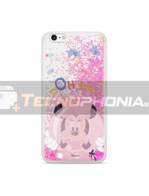 Funda TPU Disney Minnie 046 iPhone 7 Plus - 8 Plus