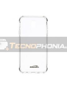 Funda TPU Kisswill Shock Samsung Galaxy A40 A405 transparente