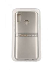 Funda TPU Molan Cano Xiaomi Redmi Note 8 Pro dorada