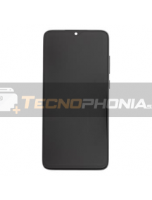 Display Xiaomi Redmi Note 8 Pro negro (Service Pack)