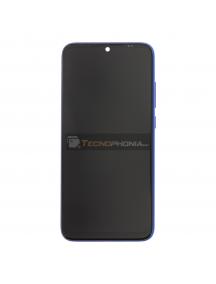 Display Xiaomi Redmi Note 7 azul original (Service Pack)