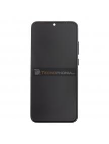 Display Xiaomi Redmi Note 7 negro original (Service Pack)