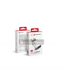 Cargador Forcell 2A con dos tomas de USB