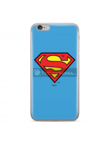 Funda TPU DC Comics 002 Superman Samsung Galaxy A10 A105 - M10 azul