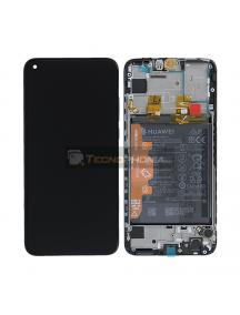 Display Huawei Y6 2019 - Honor 8A negro original (Service Pack)