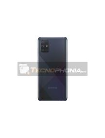 Tapa de batería Samsung Galaxy A71 A715 negra