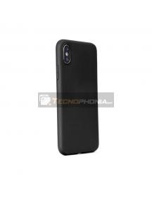 Funda TPU soft Forcell Magnet Samsung Galaxy A50 A505 negra