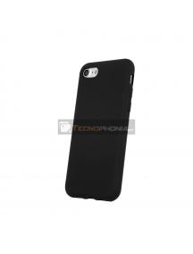 Funda TPU Silicom Motorola Moto E6 Play negra