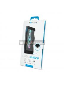 Lámina de cristal templado 5D Forever iPhone XR negro