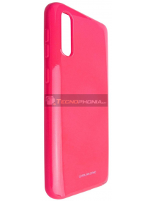 Funda TPU Molan Cano Samsung Galaxy A70 A705 rosa fucsia