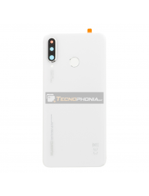 Tapa de batería Huawei P30 Lite blanca