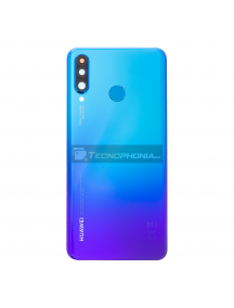 Tapa de batería Huawei P30 Lite azul