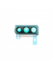 Embellecedor de cámara Samsung Galaxy A30s A307 verde