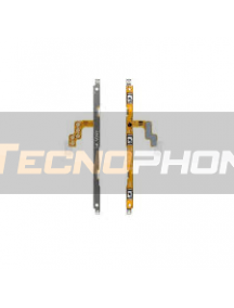 Cable flex de botón de encendido + volumen Samsung Galaxy A71 A715