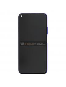 Display Huawei Nova 5T - Honor 20 azul original (Service Pack)