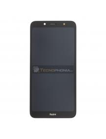 Display Xiaomi Redmi 7A negra original (Service Pack)