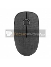 Ratón inalámbrico Ngs Evo Denim gris - 2.4Ghz - 1200Dp