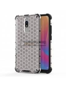Funda TPU Honeycomb Armor Xiaomi Redmi 8 - Redmi 8A transparente