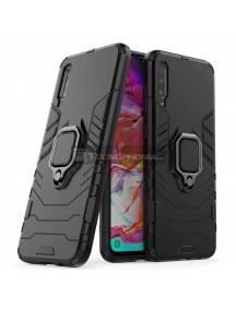 Funda TPU Ring Armor Xiaomi Mi A3 - CC9e negra