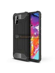 Funda TPU Armor Samsung Galaxy A71 A715 negra