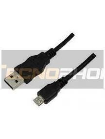 Cable USB Micro USB 2.0 Logilink 3M