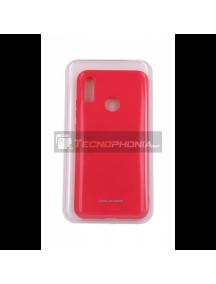 Funda TPU Molan Cano Xiaomi Mi 9T - Redmi K20 - Poco M3 rosa fucsia