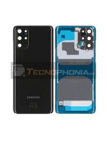 Tapa de batería Samsung Galaxy S20 Plus G985 negra