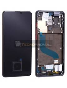 Display Xiaomi Mi 9T - Mi 9T Pro negra original (Service Pack)