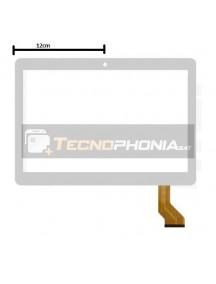 """Ventana táctil tablet TK-E101GC 10.1"""" blanca ref: SQ-PGA1308W01-FPC-A0 FPC-WWY101005A4-V00, GT10PG157-V1.0, HN 1040-FPC-V1"""