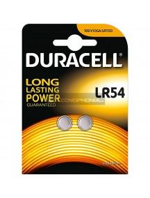 Pila de botón Duracell Lr54 Alcalino 2 unidades