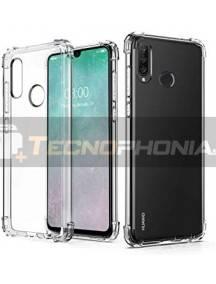 Funda TPU anti shock Huawei P30 Lite transparente