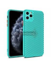 Funda TPU Breath Samsung Galaxy A41 A415 menta