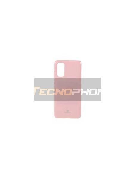 Funda TPU Goospery Samsung Galaxy A41 A415 rosa
