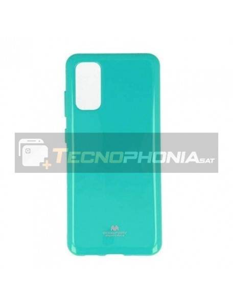 Funda TPU Goospery Samsung Galaxy A41 A415 menta