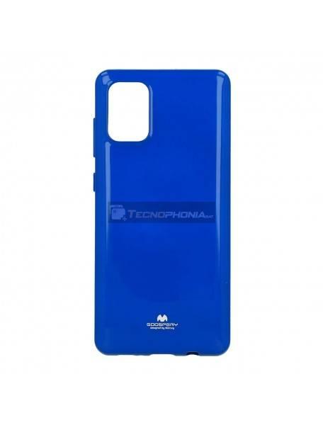 Funda TPU Goospery Samsung Galaxy A71 A715 azul